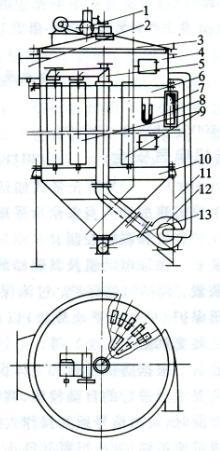 袋式除尘器配件的选用原则